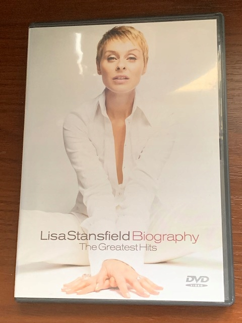 LISA STANSFIELD: BIOGRAPHY. THE GREATEST HITS DVD