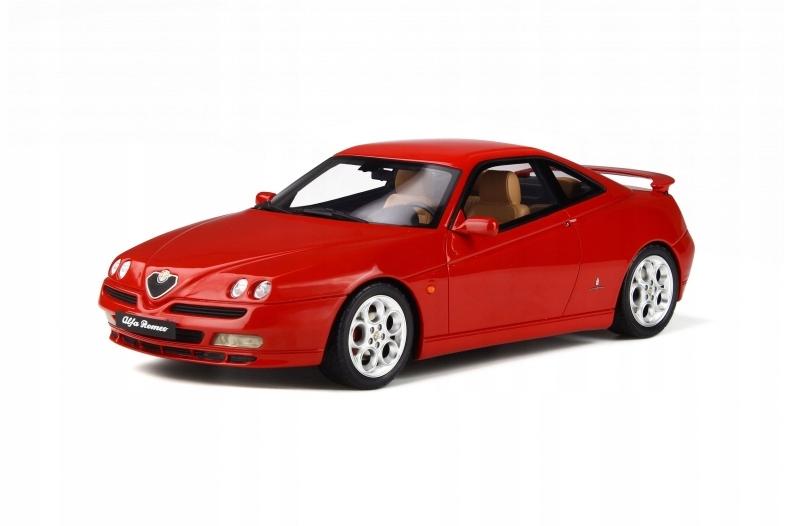Alfa Romeo Gtv V6 Otto 1 18 Nowosc 9016043170 Oficjalne Archiwum Allegro