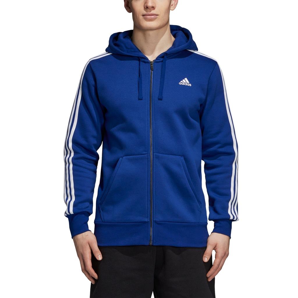 bluza adidas Ess 3 Stripes CZ7358 r M