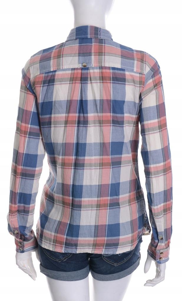FAT FACE bawełniana koszula w kratkę 36 38 MISIZM  8GOGX