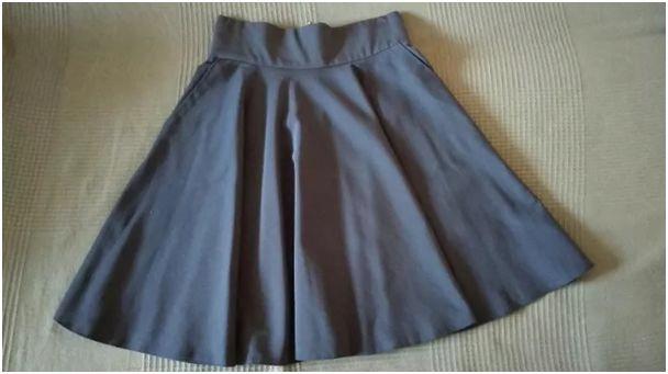 Spódnica z koła ORSAY rozmiar 34 (XS)