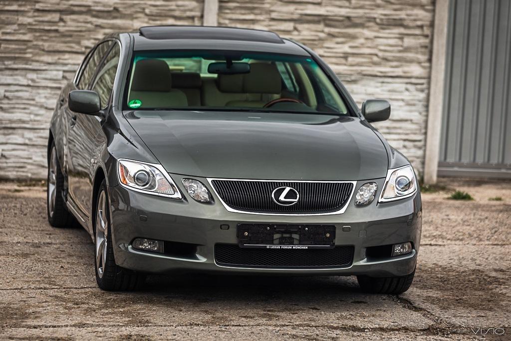 Lexus Gs300 3 0 250ps 129tkm 2006r 1 Wlasciciel 7660623305 Oficjalne Archiwum Allegro