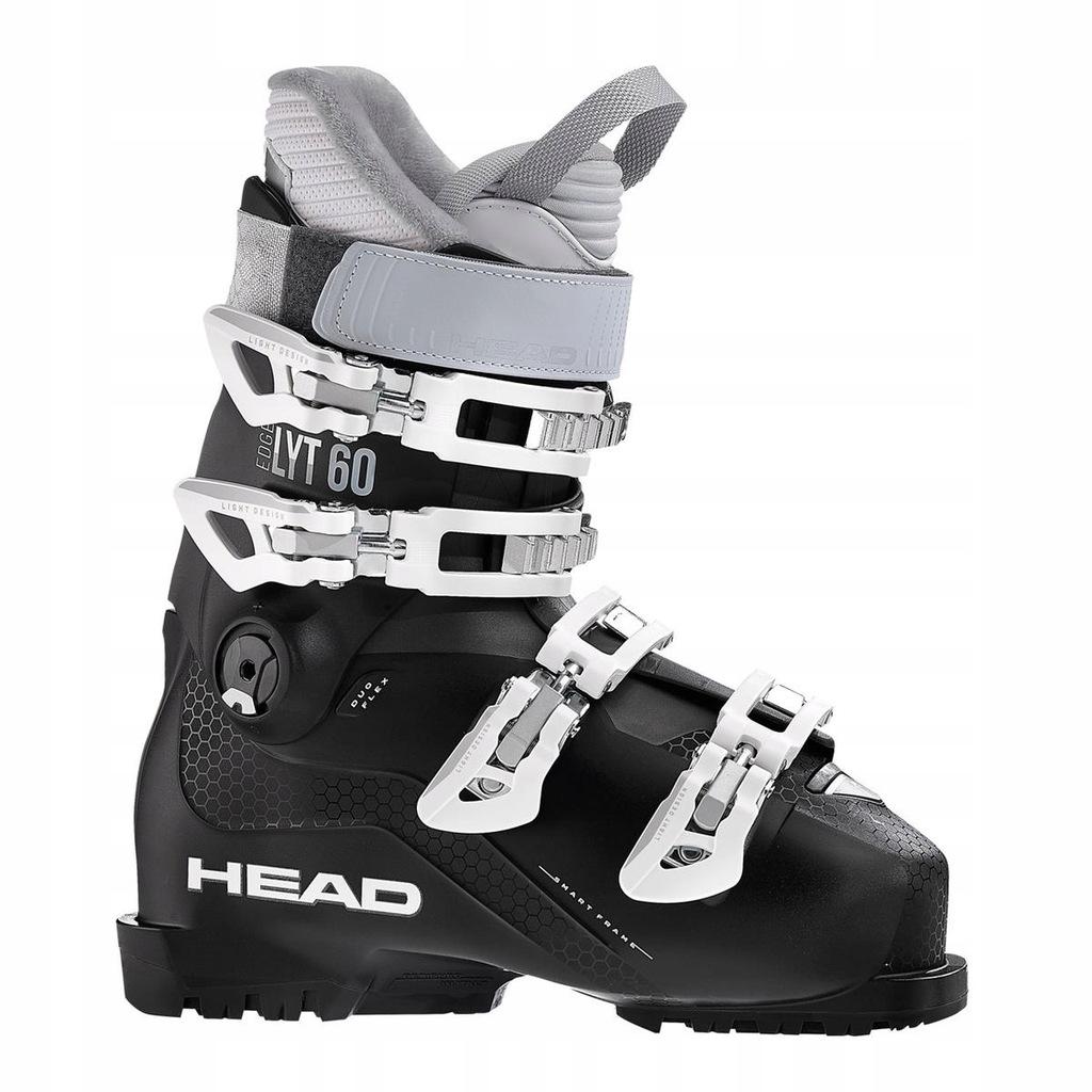 Buty narciarskie Head Edge Lyt 60 W Czarny 25/25.5