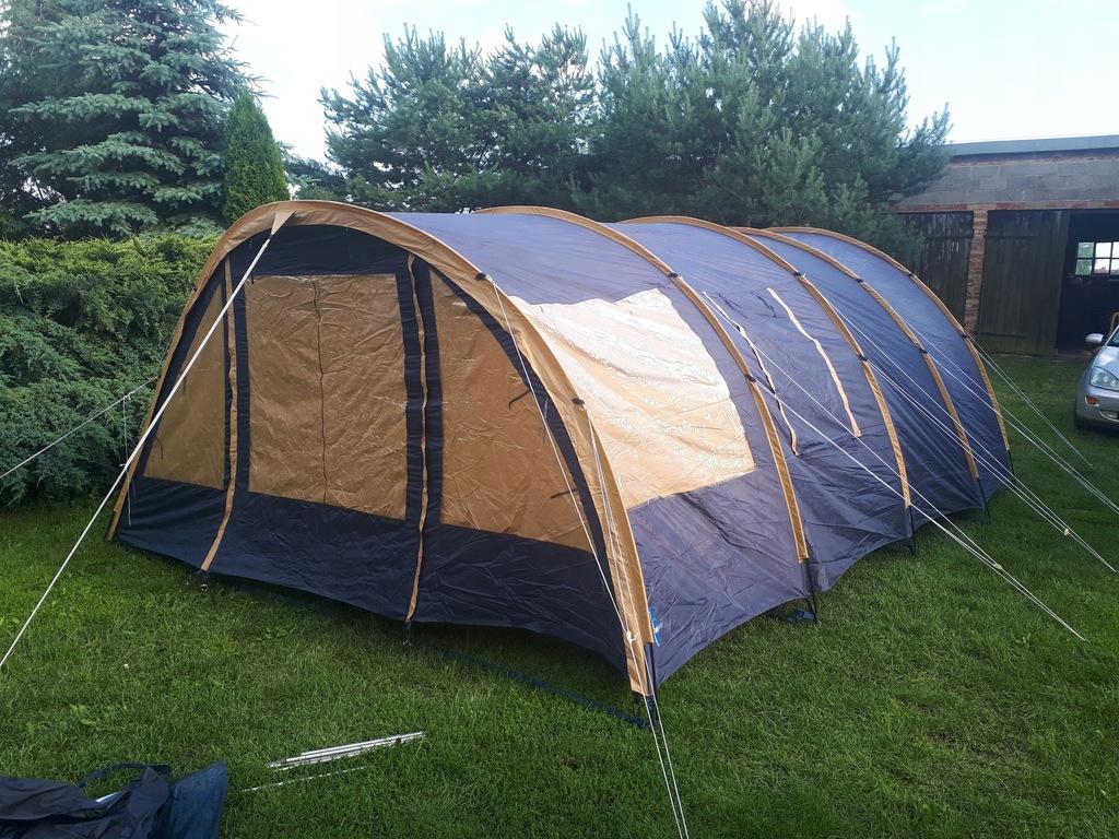 Duży namiot 5 osobowy Brazyzia V