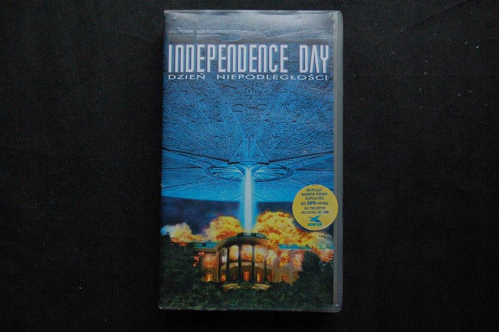 INDEPENDENCE DAY @ DZIEŃ NIEPODLEGŁOŚCI @ VHS