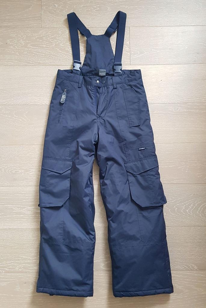 COCCODRILLO chłopięce spodnie narciarskie 152