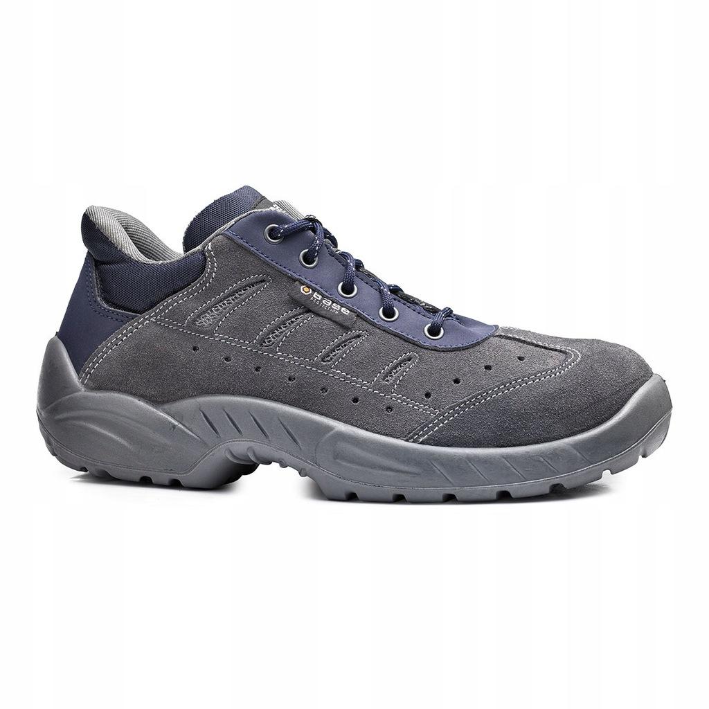 Włoskie buty robocze ochronne S1 SRC BASE B0164 43