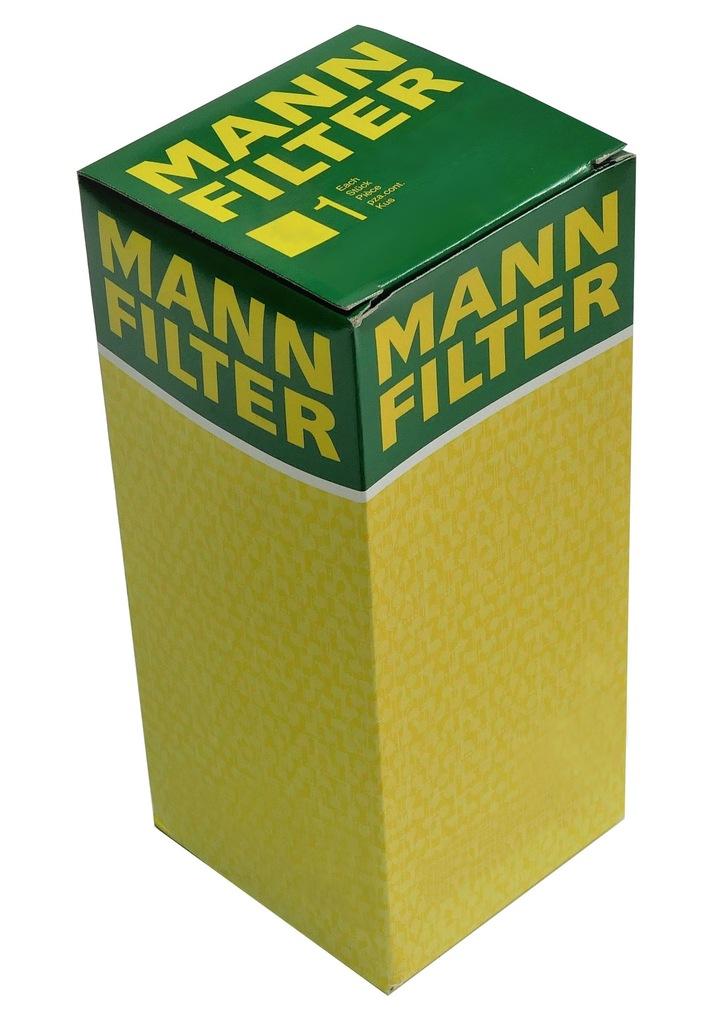 Filtr automatycznej skrzyni biegów MANN-FILTER W