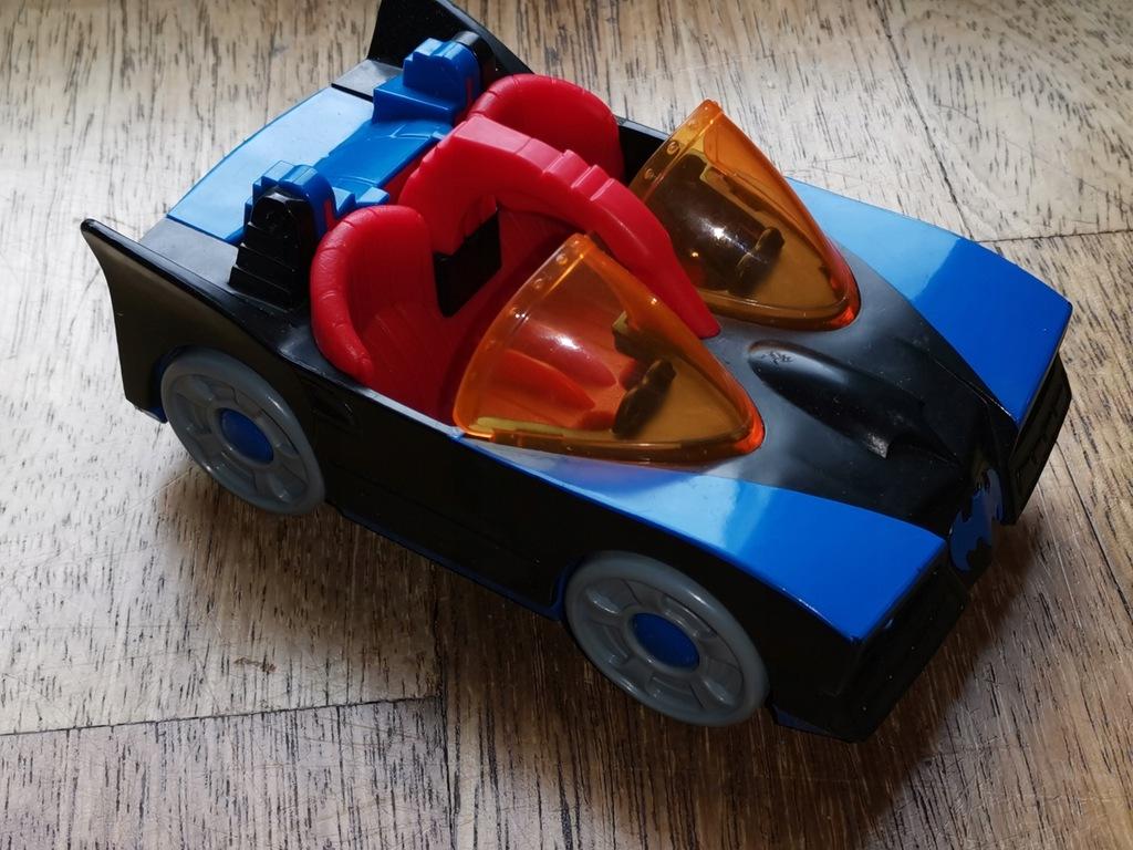 Samochód Batmana- Imaginext - Fisher-Price - W8529