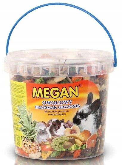 Megan Owocowy przysmak gryzonia 1L [ME45]