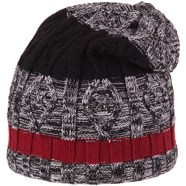 Klasyczna męska czapka na miasto VIKING Friske