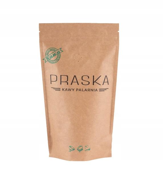 KAWA ziarnista Praska Zielona 85% Arabica - 1kg