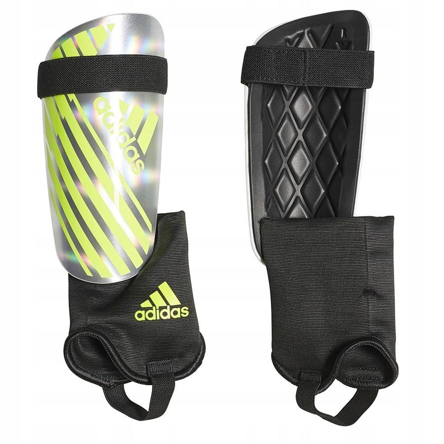 Nagolenniki adidas X Reflex DN8600 srebrny m /Adid
