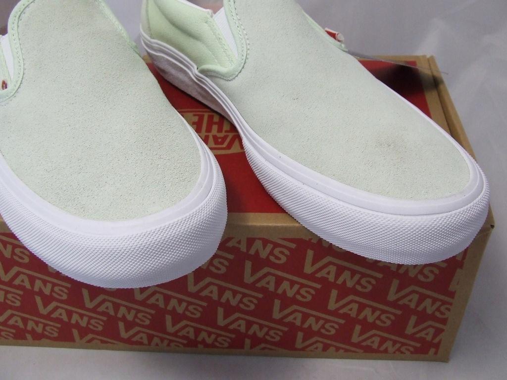 Vans Slip On Pro Ambrosia White