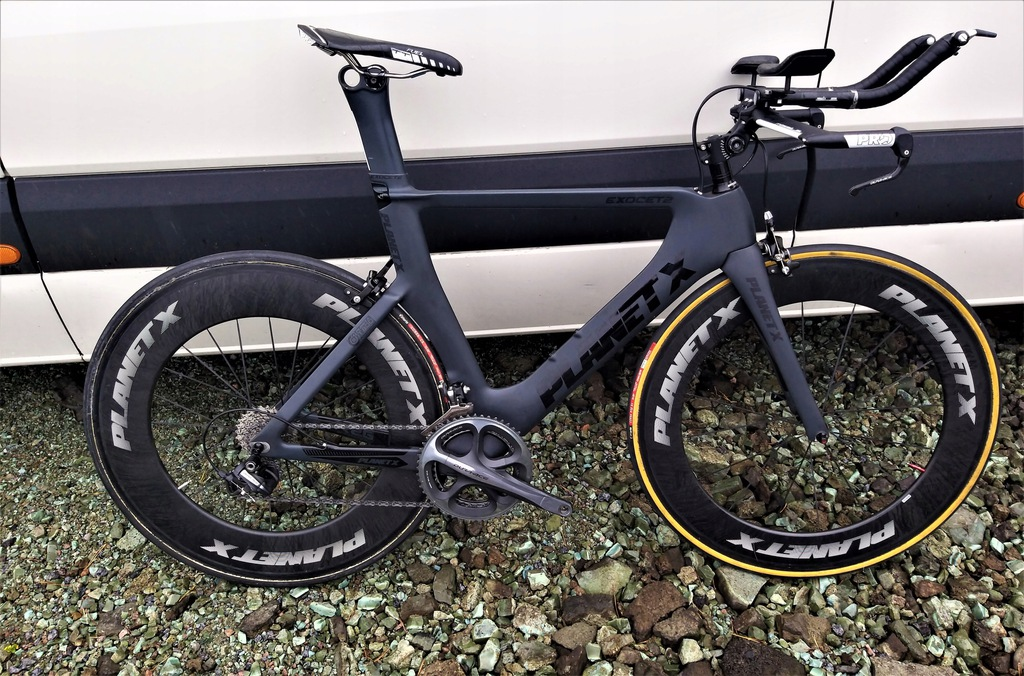 PLANET X EXOCET 2 SHIMANO DURA ACE + POMIAR MOCY