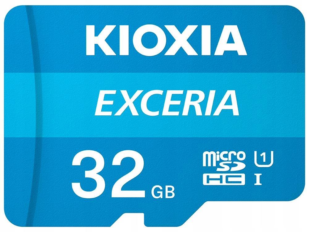 KIOXIA Exceria (M203) microSDHC UHS-I U1 32GB