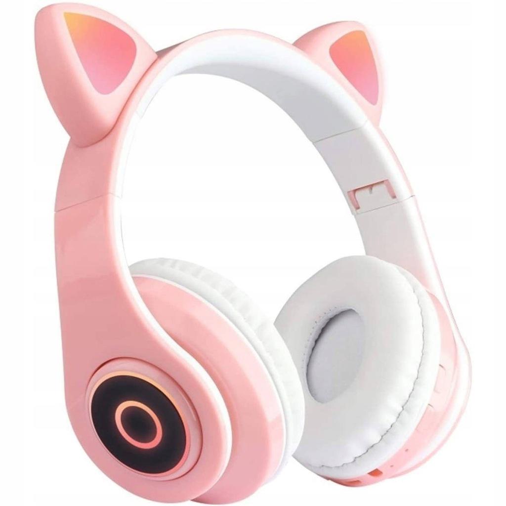 Słuchawki dla dzieci bezprzewodowe Bluetooth Z-B39