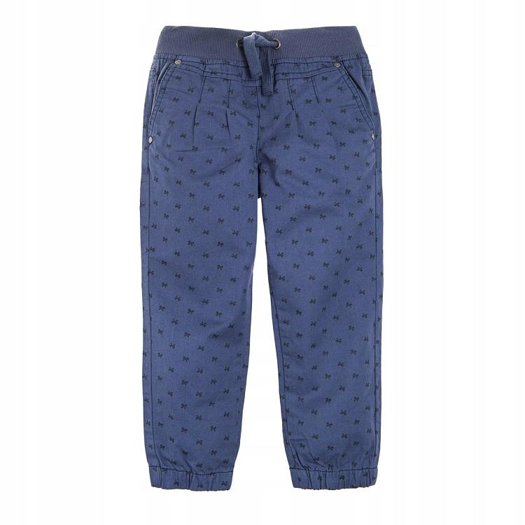 Spodnie z kokardkami Cool Club 140 cm