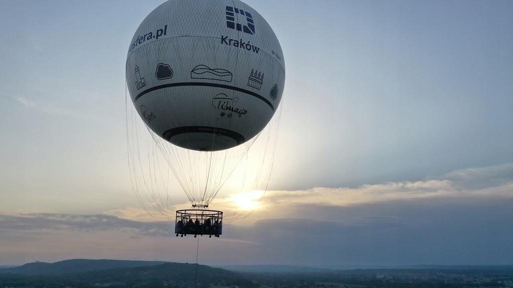 Lot balonem nad Krakowem dla dwojga! #3