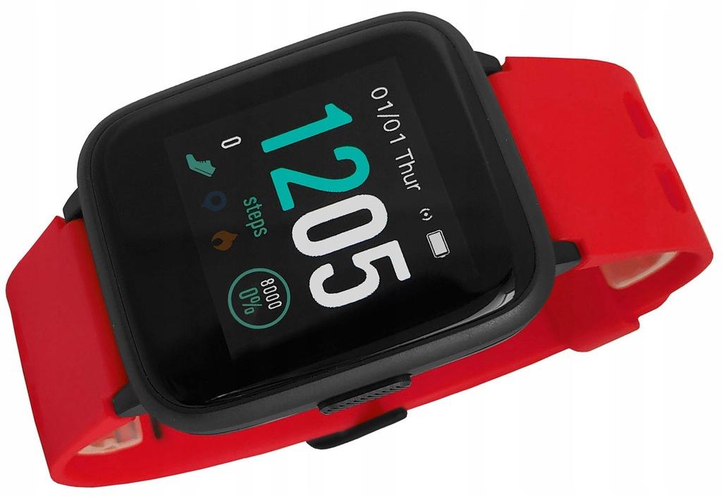 Zegarek JK Active Smartwatch - Interaktywny Ekran