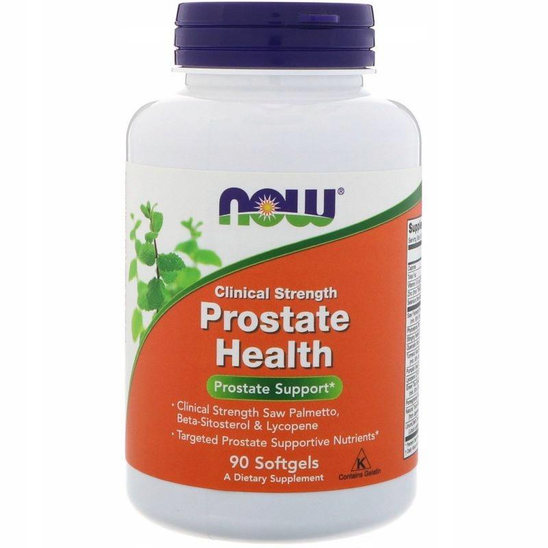 NOW Prostate Health BOGATY SKŁAD UKŁAD MOCZOWY 90K