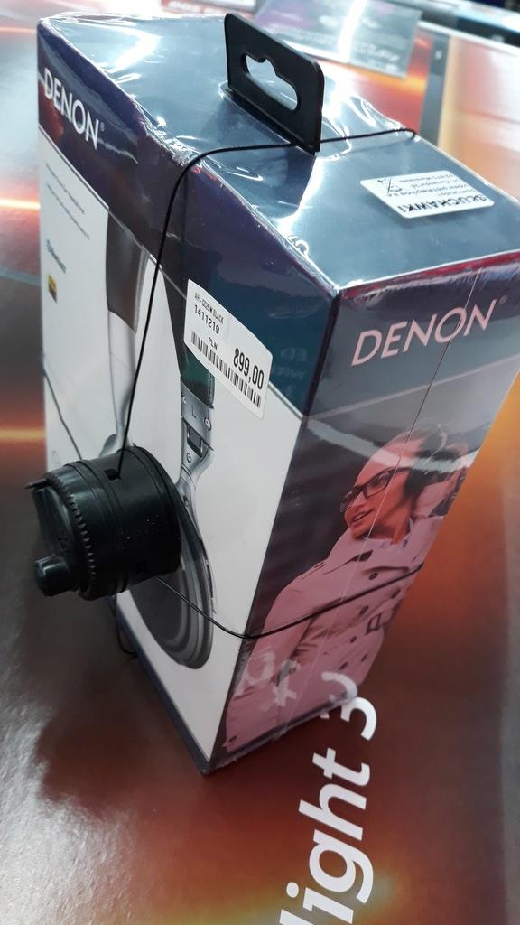 Słuchawki nauszne Bluetooth Denon AH-GC25W nowe
