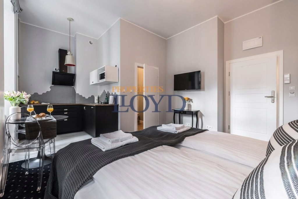Mieszkanie, Poznań, Stare Miasto, 23 m²