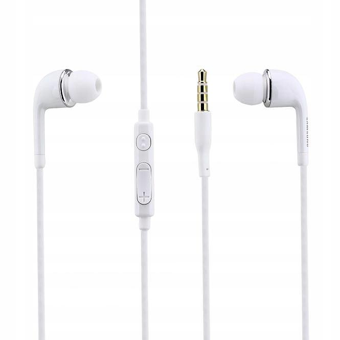 Słuchawki SAMSUNG EG900BW pilot + mikrofon
