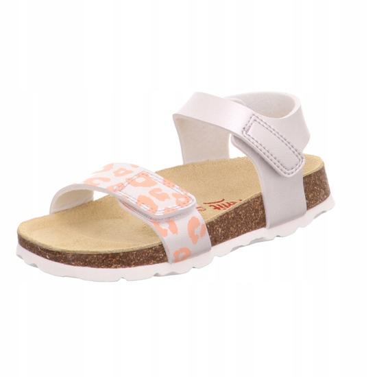SUPERFIT 6-00123-10 sandałki,sandały fussbett r 39