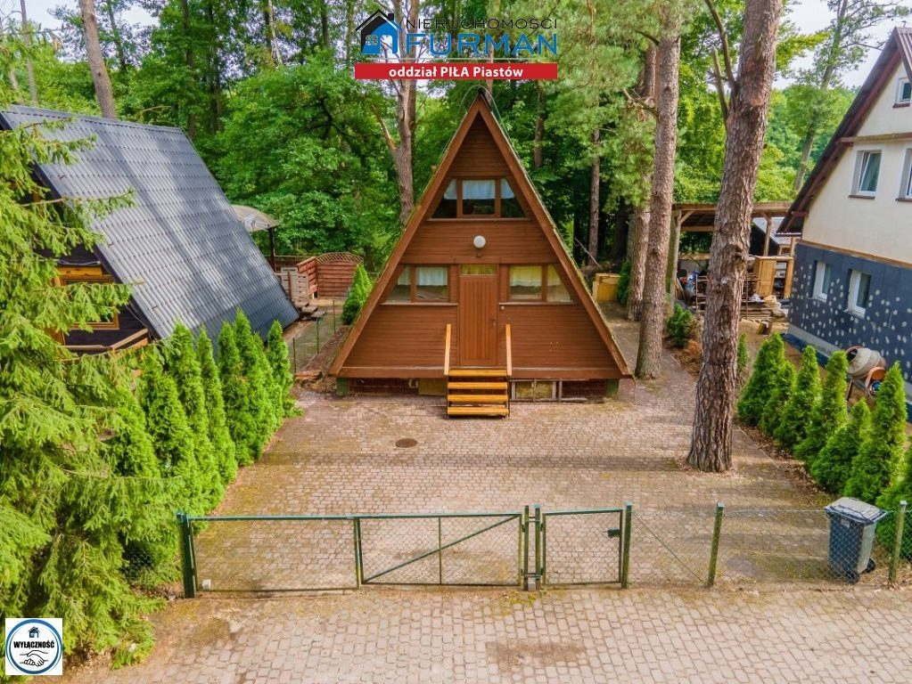 Dom, Człopa, Człopa (gm.), Wałecki (pow.), 51 m²