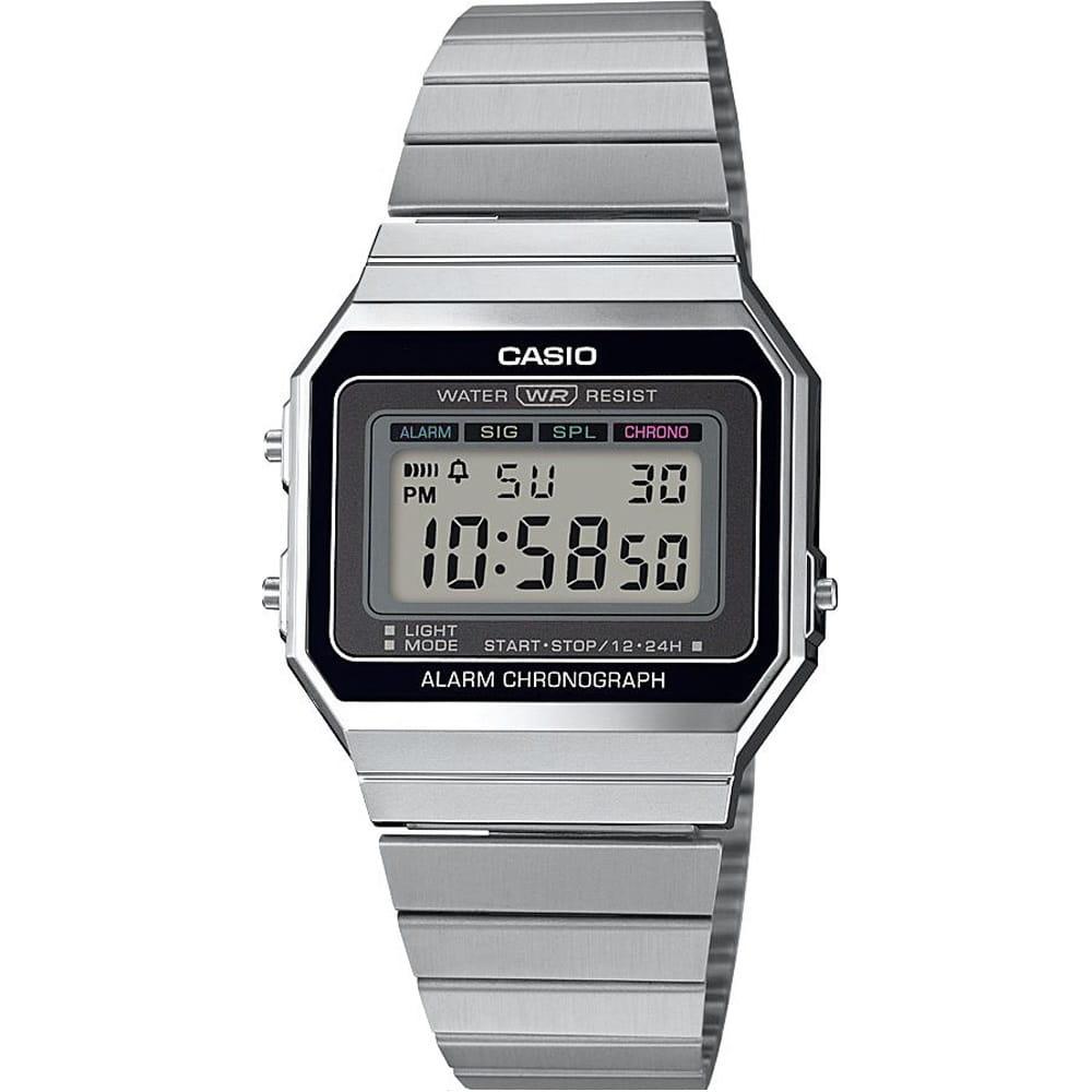 Zegarek damski Casio A700WE-1A