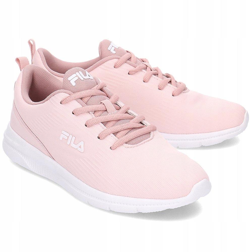 FILA Fury Sneakersy Różowe Damskie R.37