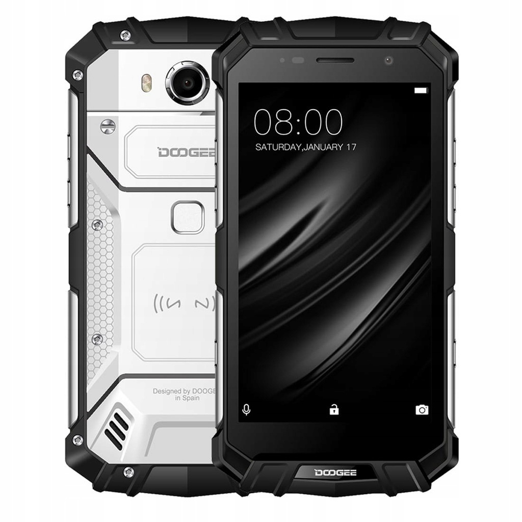 Telefon DOOGEE S60 LITE IP68 4/32GB Octa Core 4G S