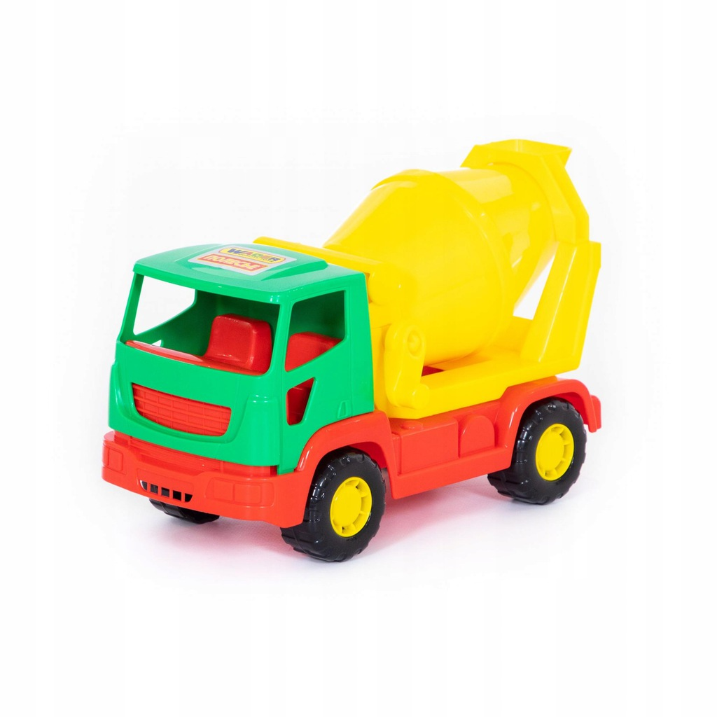 Polesie samochód betoniarka Agat zielona