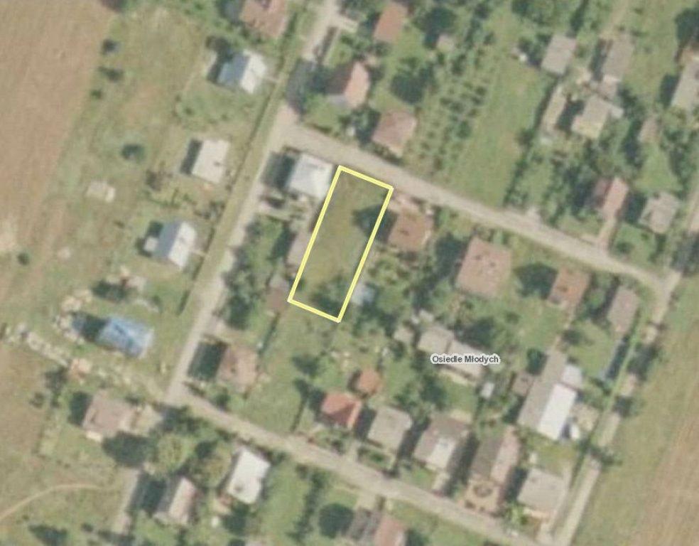 Działka, Pęczniew, Pęczniew (gm.), 789 m²
