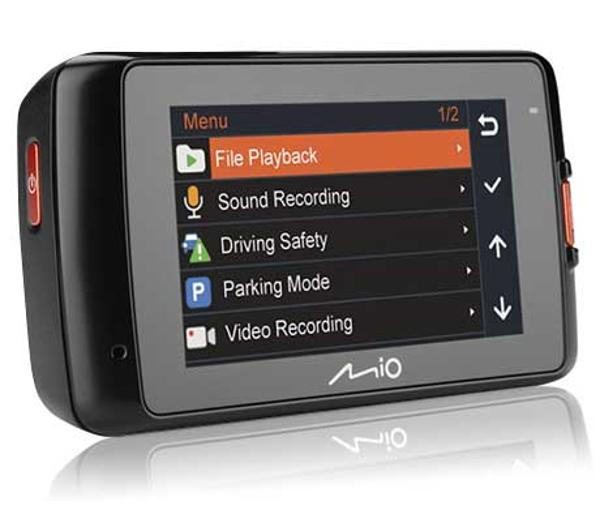 Rejestrator jazdy Mio MiVue 608 2,7'' Full HD CMOS