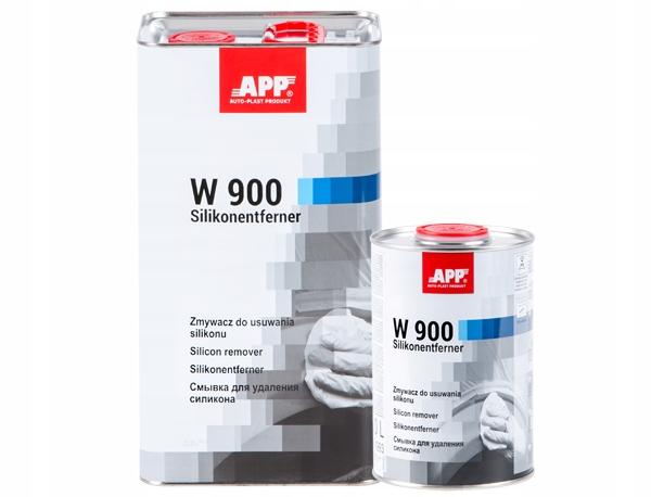 Zmywacz do usuwania silikonu normalny APP W900 1L