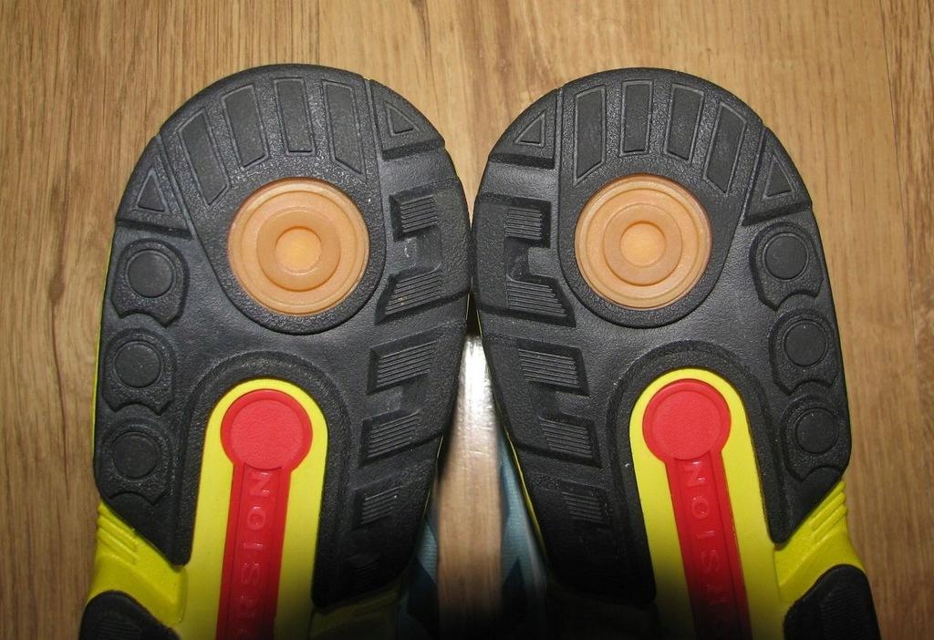 M?skie Buty Nowe M?skie Adidas Zx Flux Techfit ??te Bia?e