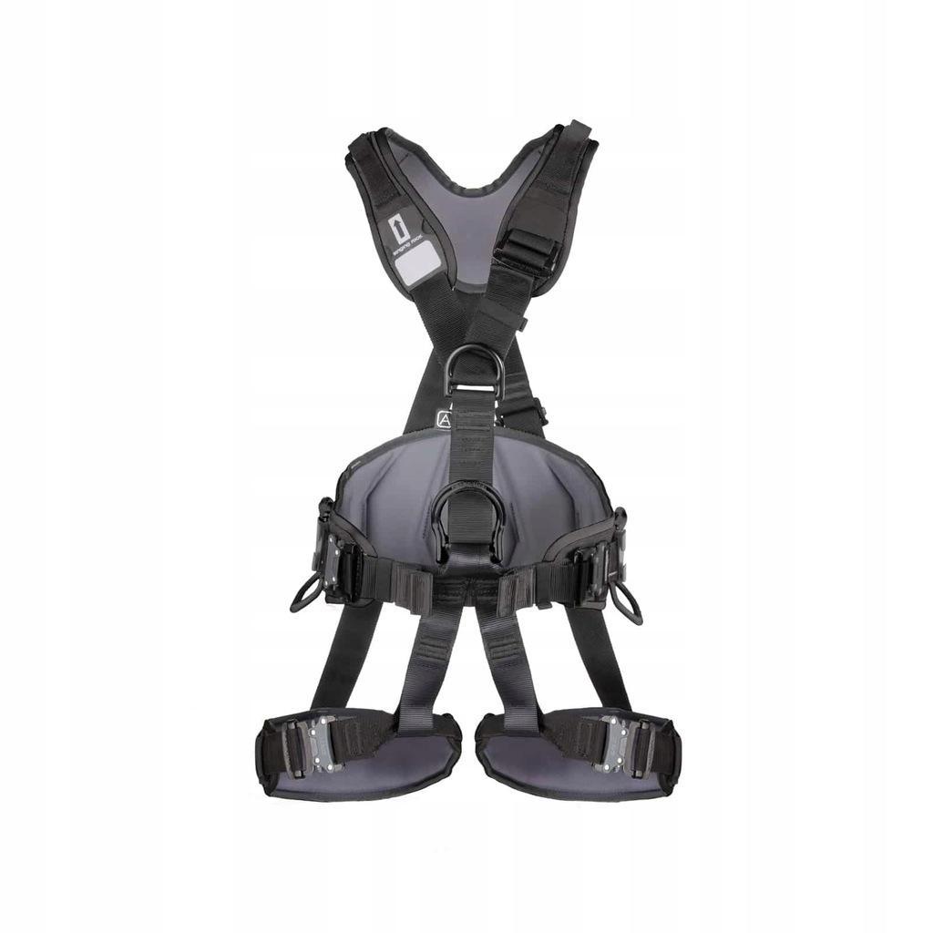 SINGING ROCK Uprząż PROFI WORKER 3D SPEED BLACK S
