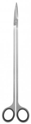 Aqua Nova nożyczki wygięte 25 cm NCO2-SC
