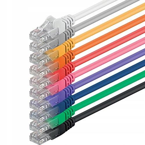 Kable sieciowe enthernet RJ45 3m 1aTTack.de
