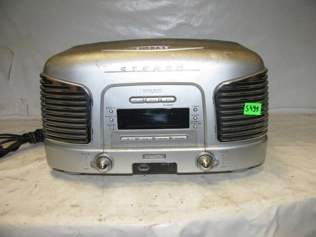 RADIO / CD / USB TEAC SL-D900 - NR S499