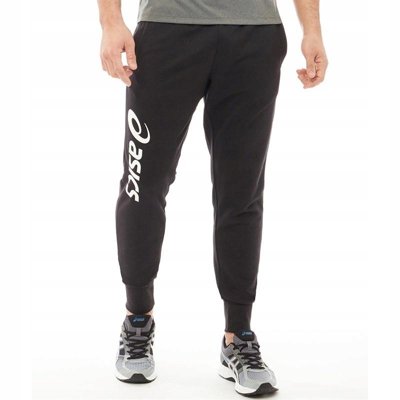 Spodnie Męskie Dresowe ASICS Styled Sportowe