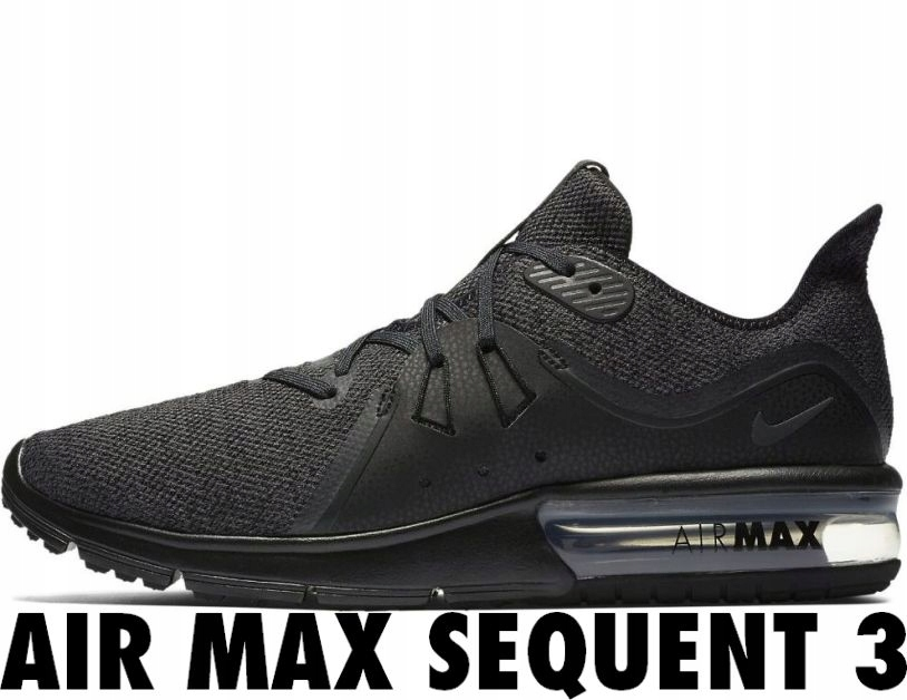 Buty sportowe męskie Nike Air Max Sequent 3 (921694 010)