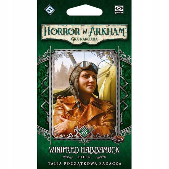 Horror w Arkham LCG: Winifred Habbamock – Talia