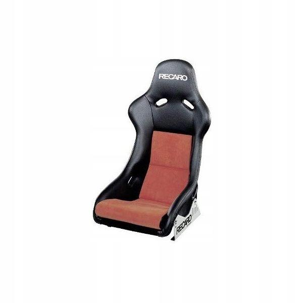 Siedzenie Recaro RC070770886 Czarny Czerwony