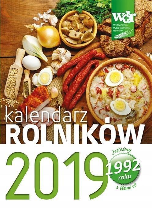 Kalendarz Rolnikow 2019 Rolniczy 24h Ksiazkowy 7614006366 Oficjalne Archiwum Allegro