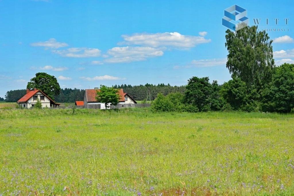 Działka na sprzedaż Mielno, ostródzki, 3016,00 m²