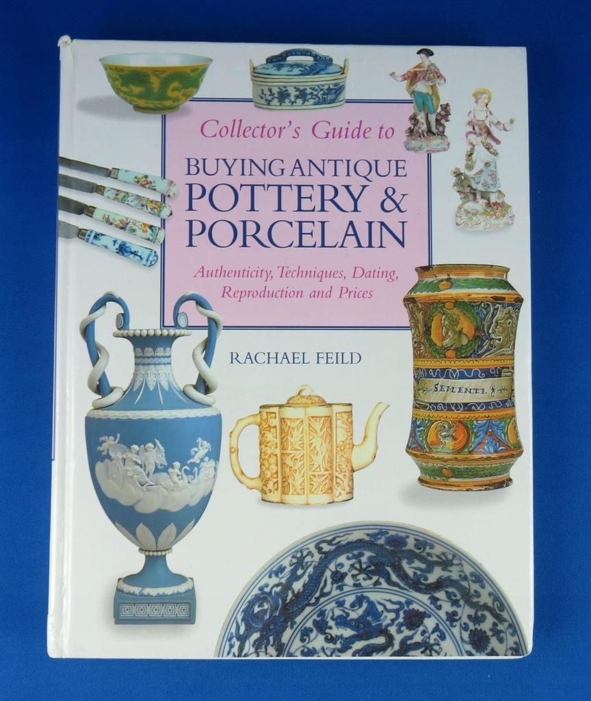 FIELD POTTERY & PORCELAIN Porcelana europejska
