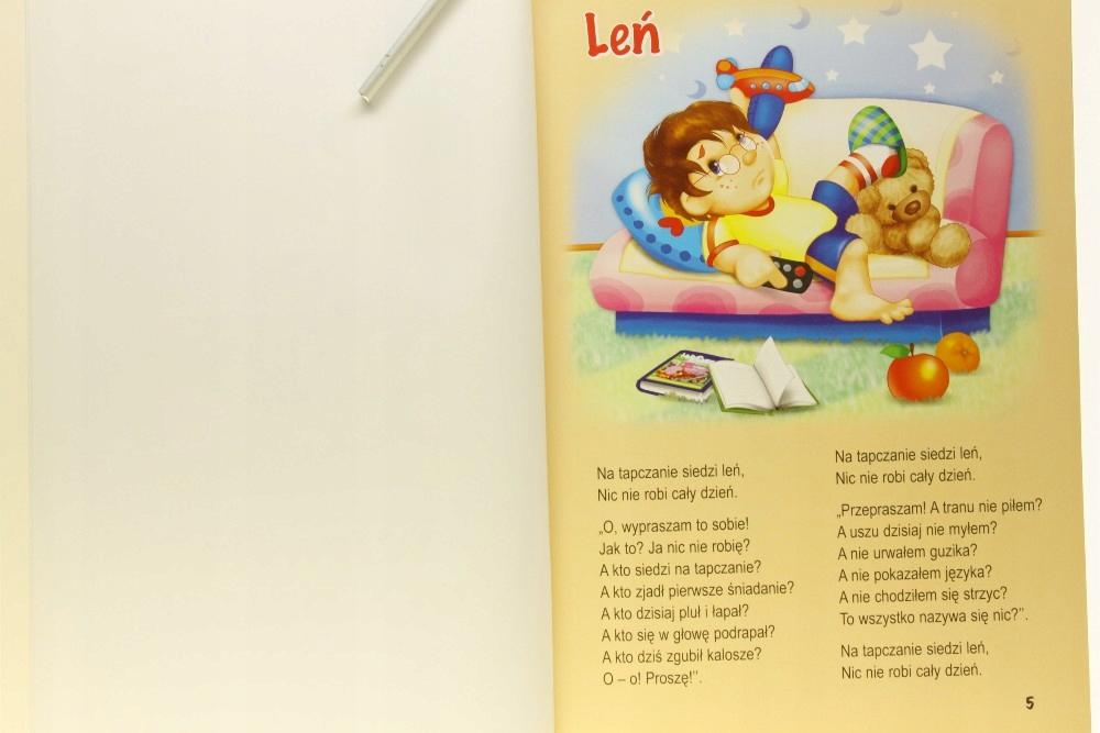 Brzechwa Wiersze Dla Dzieci